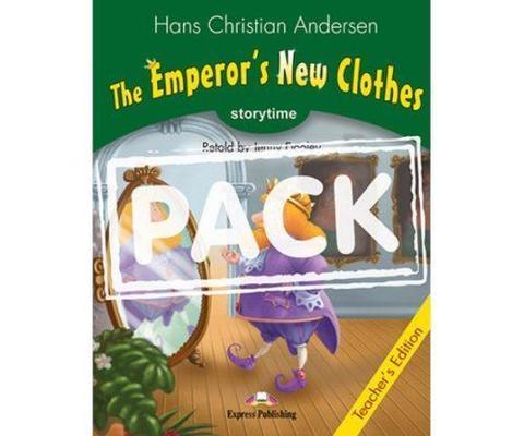Emperor's New Clothes. Книга для учителя