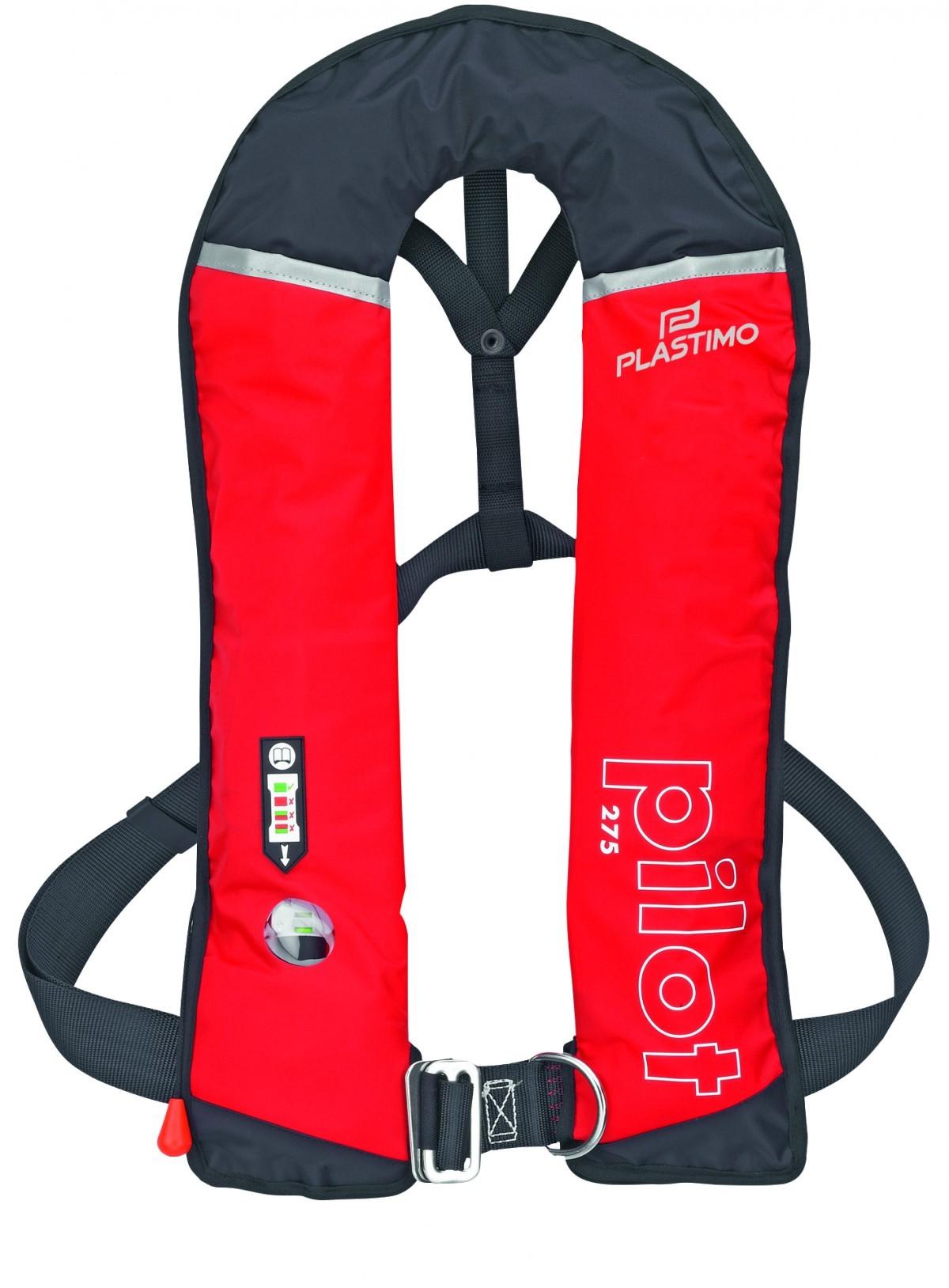 Pilot 275 inflatable lifejacket