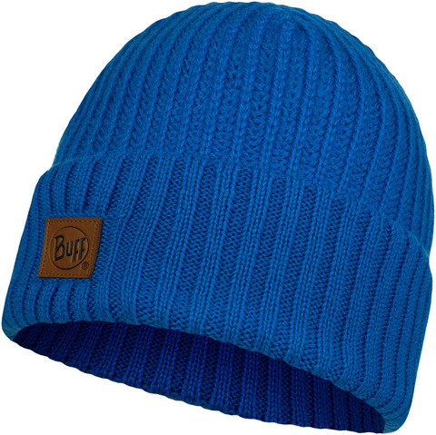 Вязаная шапка Buff Hat Knitted  Rutger Olympian Blue фото 1