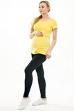 Леггинсы для беременных 04950 синий
