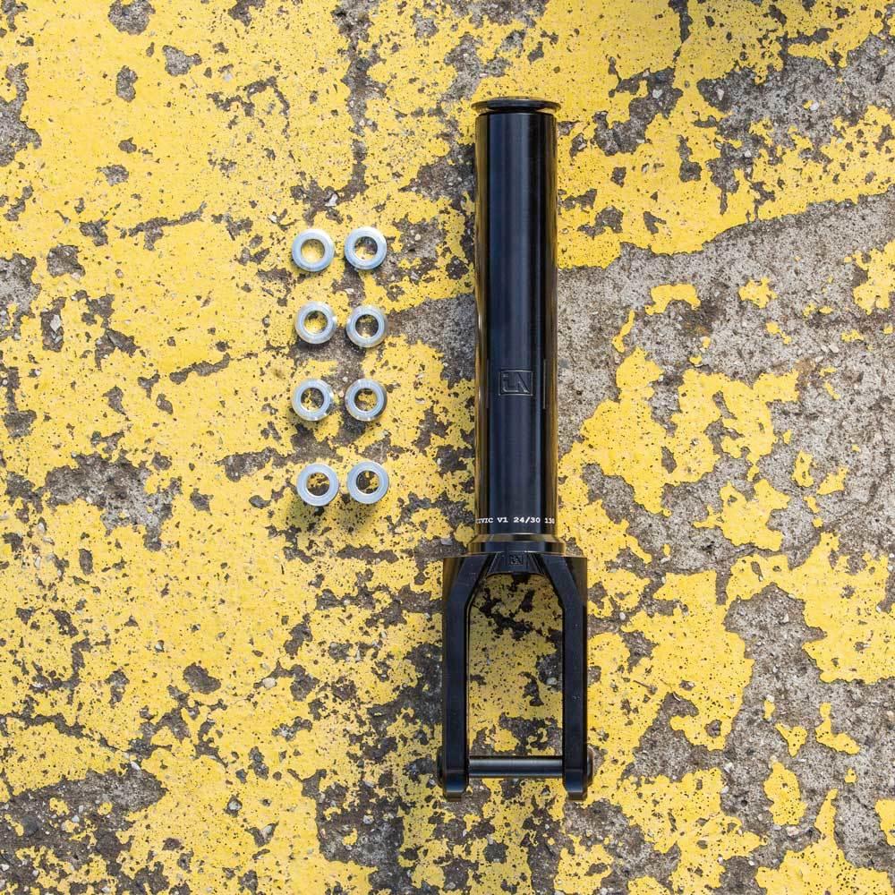 Вилка для трюкового самоката URBANARTT Civic SCS/HIC (Black)