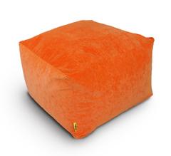Пуфик куб Апельсиновое настроение
