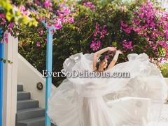 Обворожительная Каринэ в платье Jovani 7506