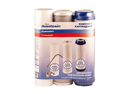 Аквабрайт СТАНДАРТ К-1 для очистки воды (ПП-5М, УГП-10, УГА-10)
