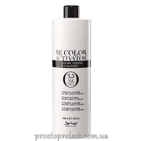 Be Color Special Activator for Be Color 12 Minute 1,05% - Окисник для волосся 1,05%