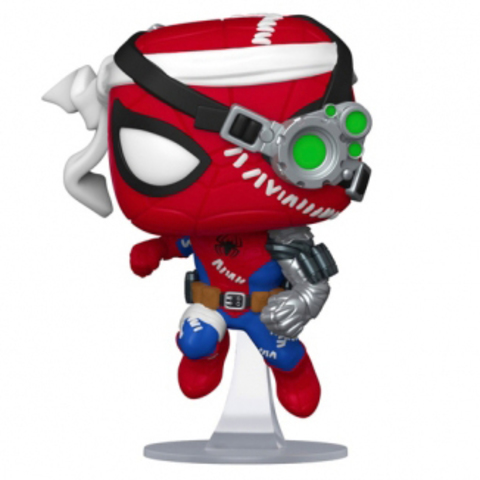 Фигурка Funko POP! Bobble: Marvel: Marvel: Cyborg Spider-Man (Exc) 52242