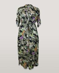 Платье Piena 6586 карман бабочки к/р