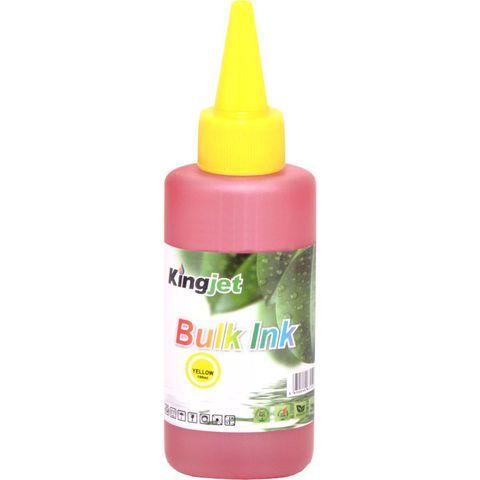 Чернила Пигментные KingJet@ Epson Universal Pigment Ink CJDP006.100Y 100мл., желтый (yellow). - купить в компании MAKtorg