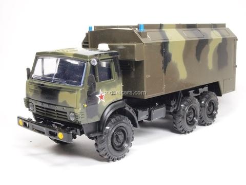 KAMAZ-4310 PARM Camouflage Elecon 1:43