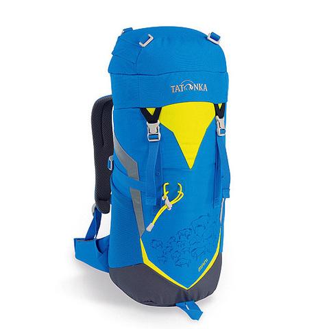 Картинка рюкзак туристический Tatonka Mani Bright Blue - 1