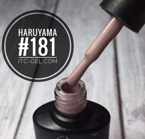 Гель лак Haruyama 8мл (181)