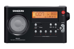 Радиоприемник SANGEAN PR-D7 black