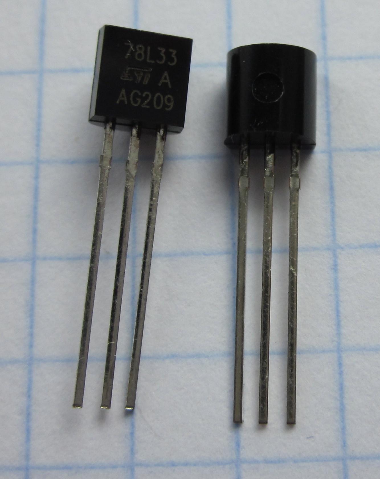 78L33 3,3V