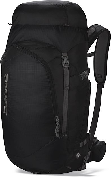Для путешествий Рюкзак Dakine POACHER 45L BLACK 2016W-08100400-POACHER45L-BLACK.jpg