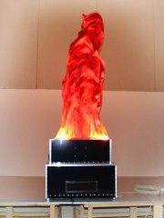 Имитация пламени высота 1,5м