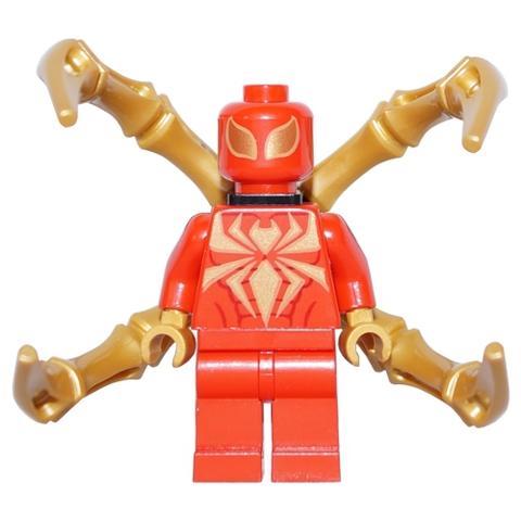 LEGO Super Heroes: Носорог и Песочный человек против Супергероев 76037 — Rhino and Sandman Super Villain Team-up — Лего Супергерои Marvel Марвел DC Comics комиксы