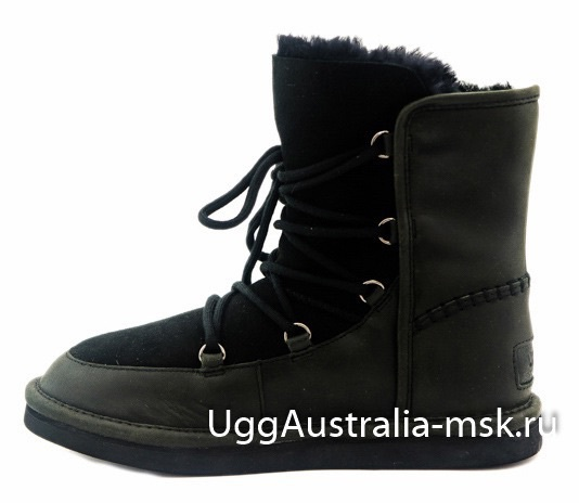 UGG Lodge Black