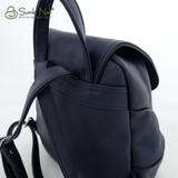 Сумка Саломея 502 синий (рюкзак)