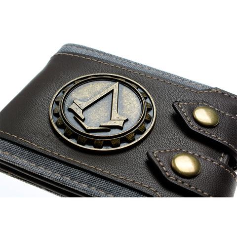 Ассасин Крид кошельки с логотипом