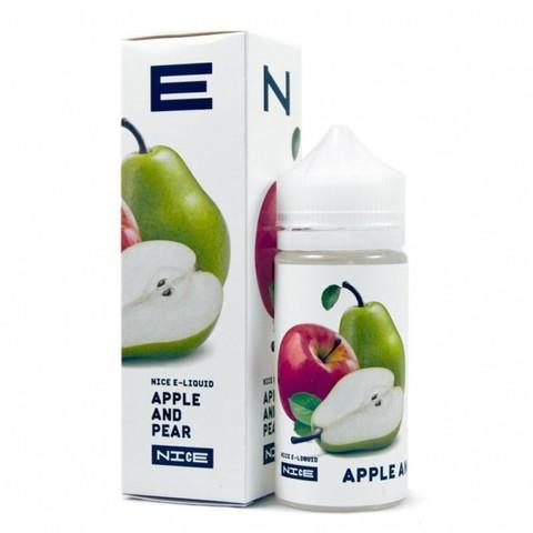 Жидкость Nice 100 мл Apple and Pear