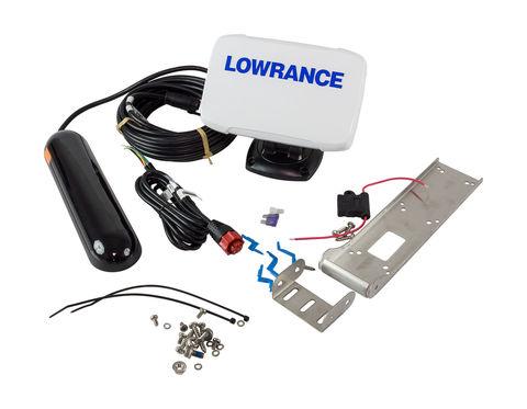 Lowrance Elite 5 TI Mid/High/TotalScan