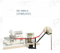 Фото: Устройство  для боковой подачи тесьмы для оверлока, с размотчиком, в сборе. MC M8S-K