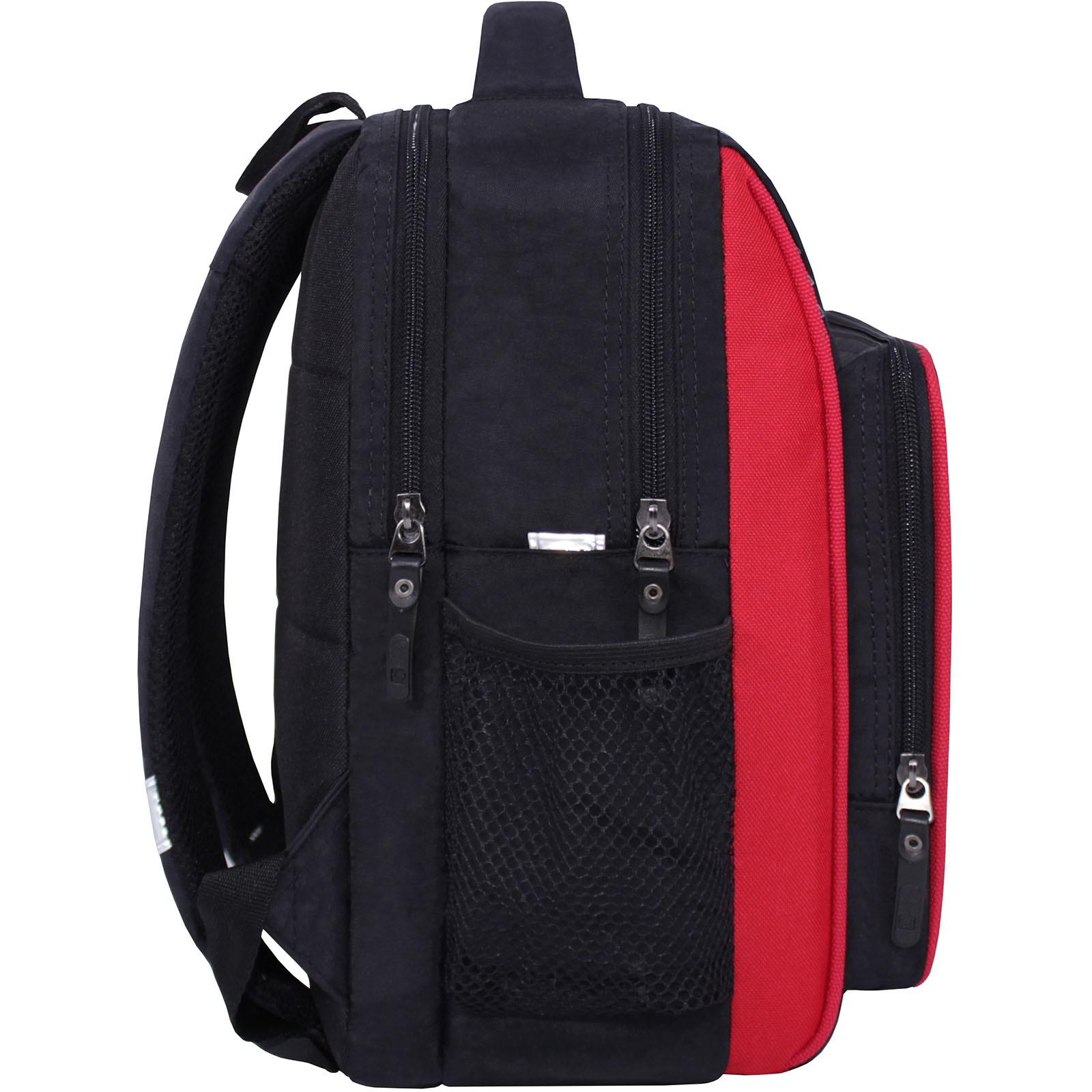 Рюкзак школьный Bagland Школьник 8 л. черный 500 (00112702) фото 2