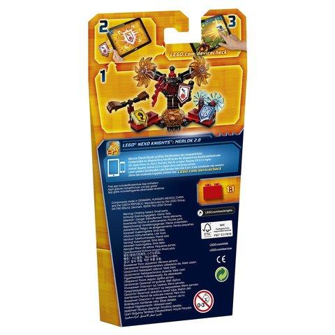 LEGO Nexo Knights: Генерал Магмар — Абсолютная сила 70338 — Лего Нексо Рыцари