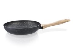 Сковорода для жарки BLACK COSMIC 28x5,4 см с индукционным дном Fissman