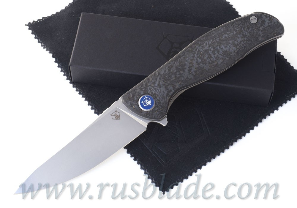 Shirogorov F3 NS M390 Bronze Carbon Fiber