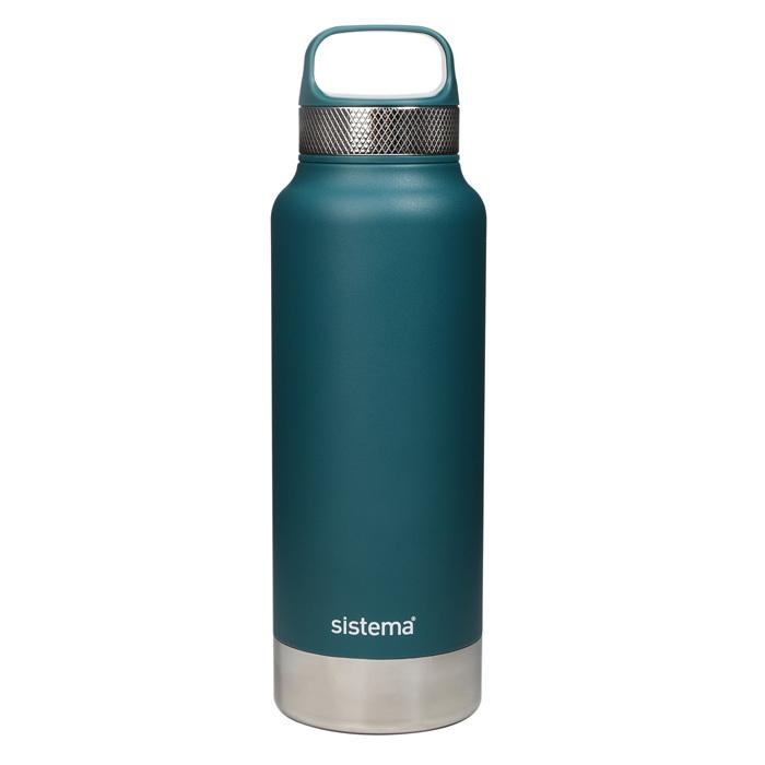 """Термобутылка Sistema """"Hydrate"""" 1 л, цвет Зеленый"""