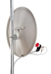 WiFi MIMO облучатель KIR-5800DP для спутниковой тарелки