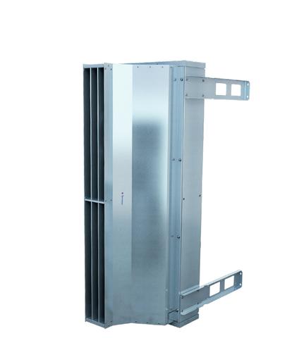Электрическая завеса Тепломаш КЭВ-42П7010Е серия 700 IP21 (Длина 1,5м)
