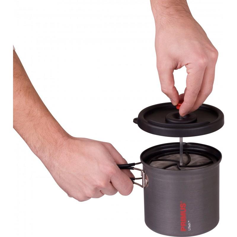 Кофеварка LiTech Coffee/Tea Press Kit