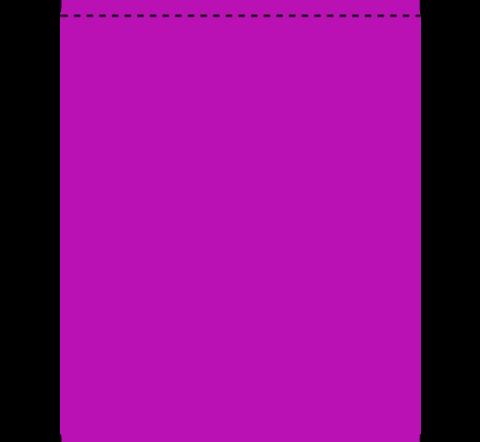 Мешок для сменной обуви  1отд. 340*420мм Сиреневый