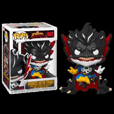 Venomized Doctor Strange Funko Pop! || Доктор Стрэндж