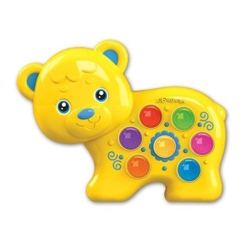 Игрушка музыкальная Мишка (Азбукварик)