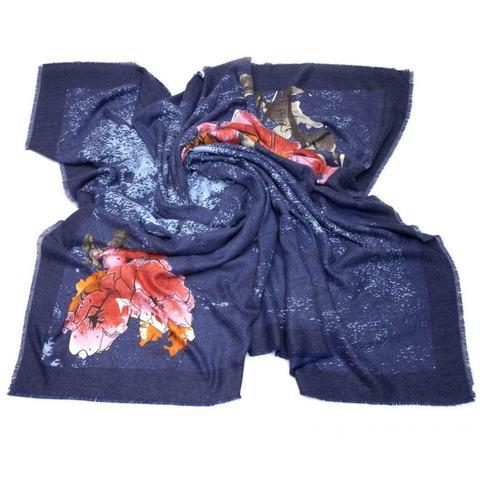 Кашемировый платок 002600_30_23