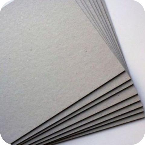 Переплетный картон 2 мм, размер в ассортименте