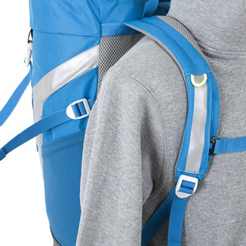Картинка рюкзак туристический Tatonka Mani Bright Blue - 6