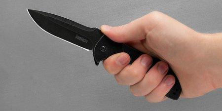 Нож KERSHAW Scrambler модель 3890BW