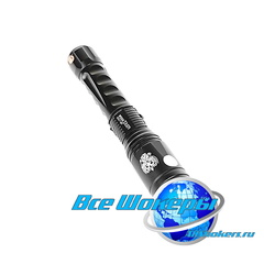 Металлический фонарь с шокером Отбойник