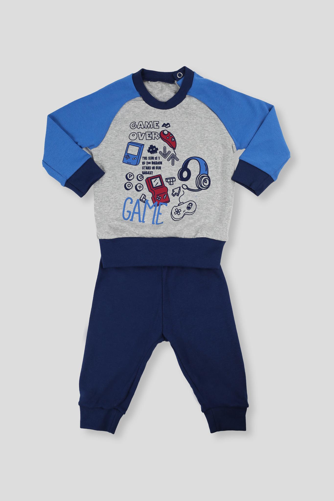 Пижама детская E19K-75P102
