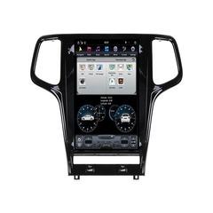 Магнитола Jeep Grand Cherokee (13-19)  Android 9.0 4/64GB IPS DSP модель ZF-1823-DSP