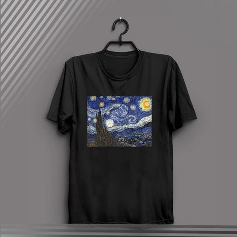 Van Qoq t-shirt 9