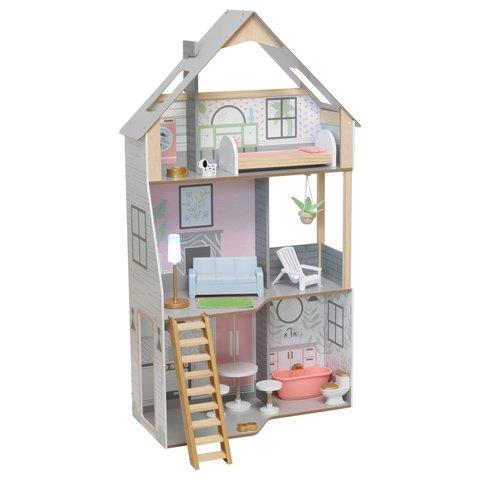 KidKraft Алина - кукольный домик с мебелью 10229_KE