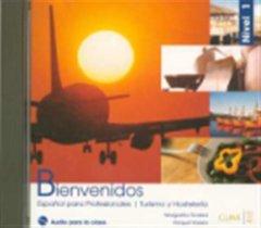 Bienvenidos 1 CD x1