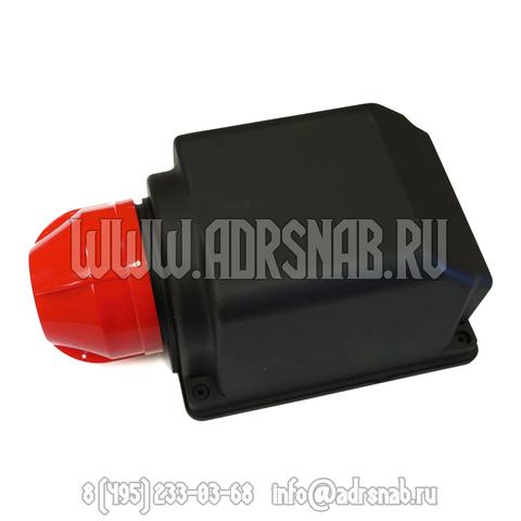 Защитный кожух для главного выключателя массы