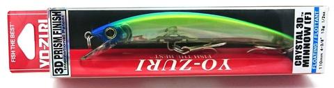 Воблер Yo-Zuri Crystal 3D Minnow 110 F / F1146-C58
