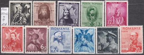 1938 № 553-563*MH